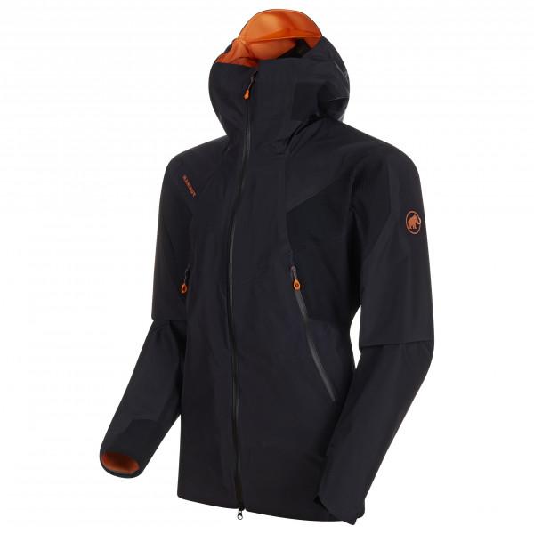 Mammut - Nordwand HS Flex Hooded Jacket - Sadetakki