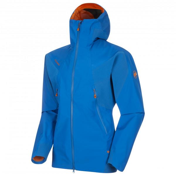 Mammut - Nordwand HS Flex Hooded Jacket - Regnjakke