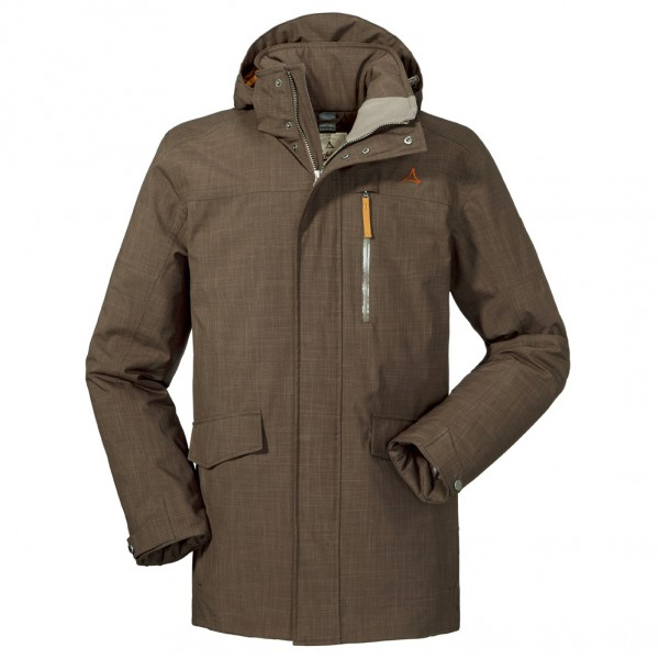 Schöffel - Insulated Jacket Clipsham 1 - Långjacka