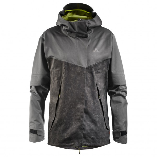Vaude - Green Core 3L Jacket - Regnjakke