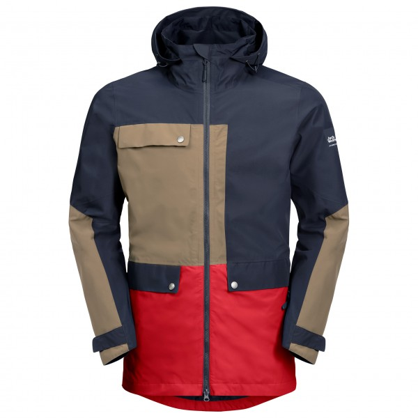 Jack Wolfskin - 365 Influencer Jacket - Regnjakke