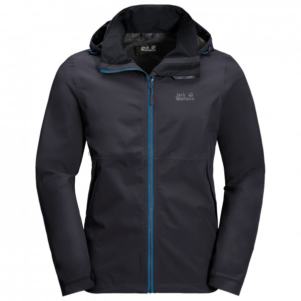 Jack Wolfskin - Evandale Jacket - Waterproof jacket