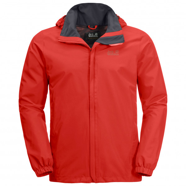 Jack Wolfskin - Stormy Point Jacket - Regnjakke