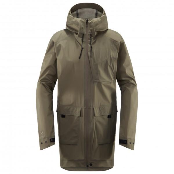 Haglöfs - Nusnäs 3L Jacket - Pitkä takki