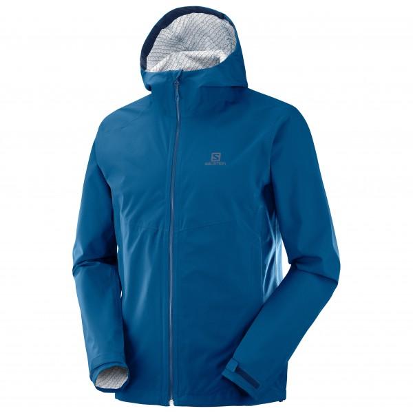Salomon - La Cote Flex 2.5L Jacket - Regnjakke