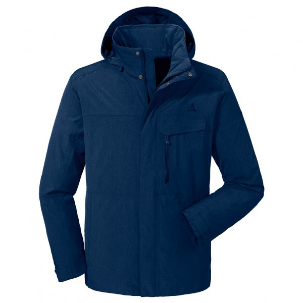Schöffel - Zipin! Jacket Denver2 - Regnjakke