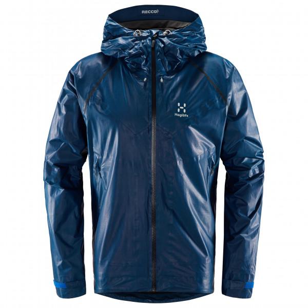 Haglöfs - L.I.M Shake Dry Hood - Waterproof jacket