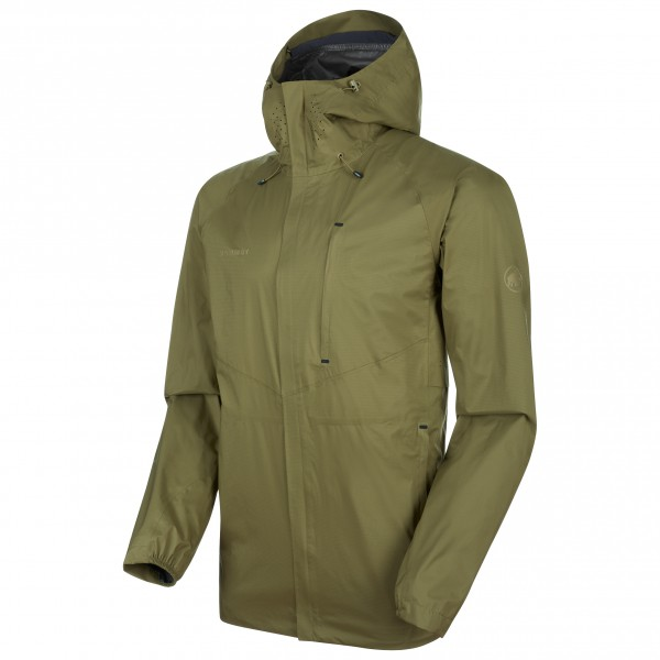 Mammut - Convey Pro HS Hooded Jacket - Waterproof jacket