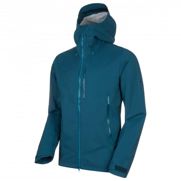 Mammut - Kento HS Hooded Jacket - Regenjacke