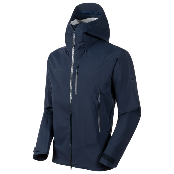 Mammut - Kento HS Hooded Jacket - Sadetakki