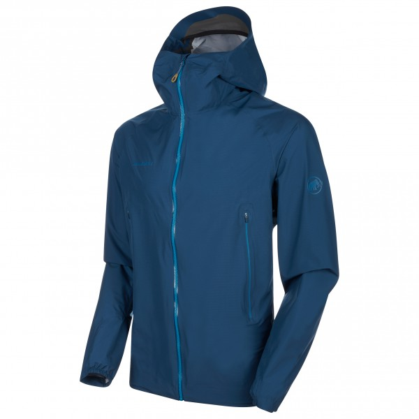 Mammut - Masao Light HS Hooded Jacket - Regenjack