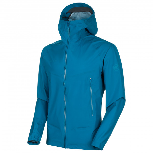 Mammut - Masao Light HS Hooded Jacket - Regenjacke