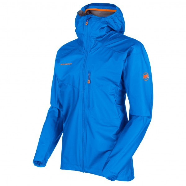 Mammut - Nordwand Light HS Hooded Jacket - Regnjacka