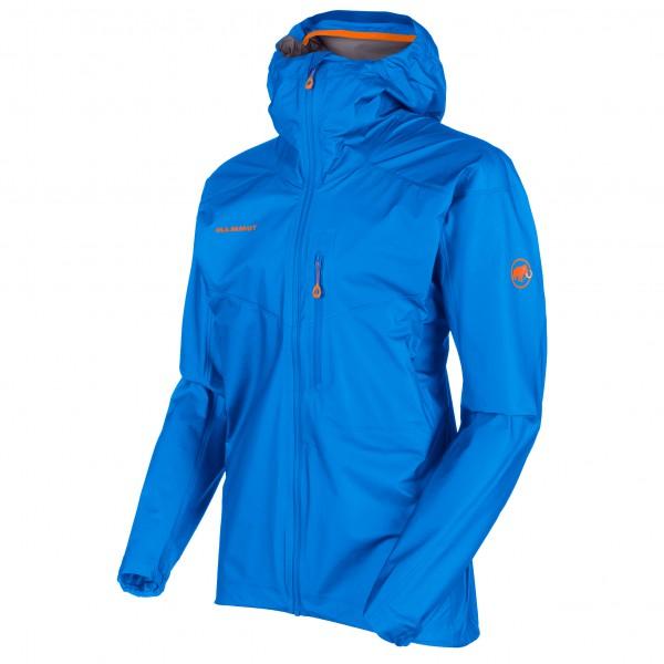 Mammut - Nordwand Light HS Hooded Jacket - Regnjakke