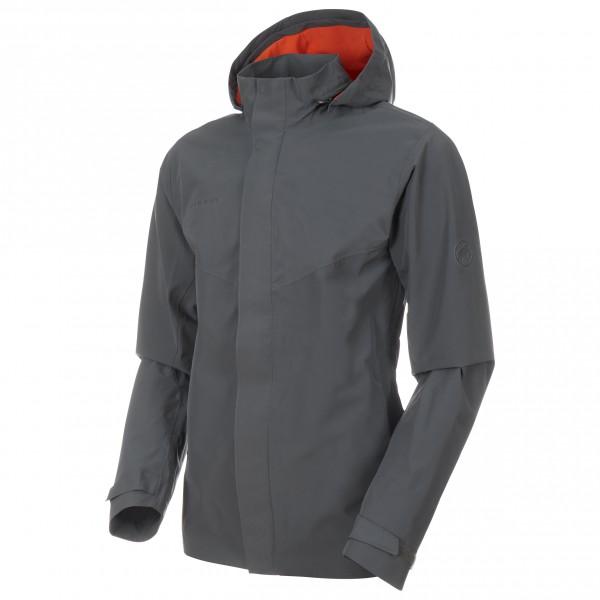 Mammut - Trovat HS Hooded Jacket - Regnjacka