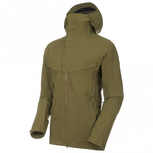 Mammut - Zinal HS Hooded Jacket - Sadetakki