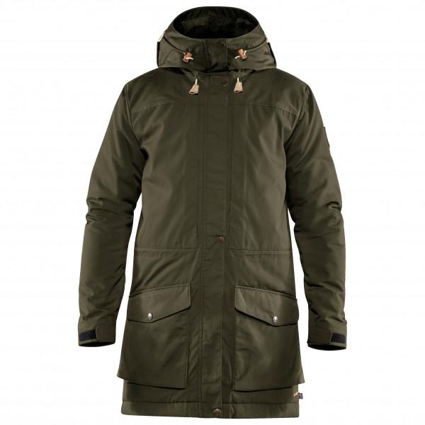 Singi Wool Padded Parka - Coat