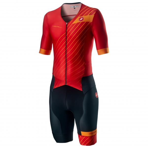 Castelli - Free Sanremo 2 Suit Shortsleeve - Cykelheldragt