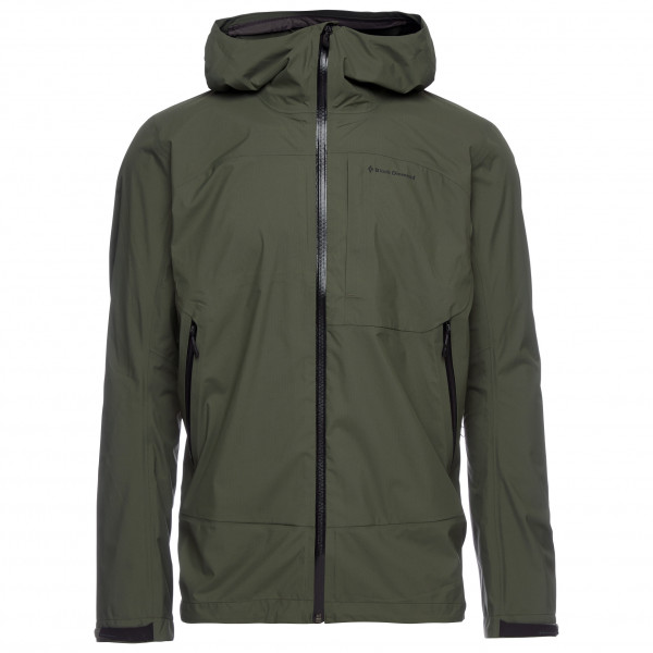 Black Diamond - Highline Shell - Regenjacke