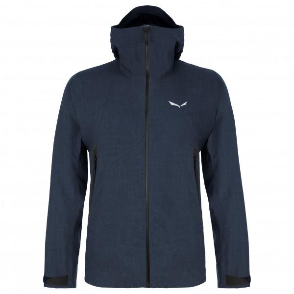 Salewa - Fanes Wool PTX Jacket - Regenjacke