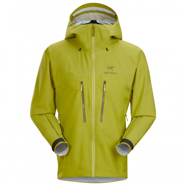 Arc'teryx - Alpha AR Jacket - Giacca antipioggia