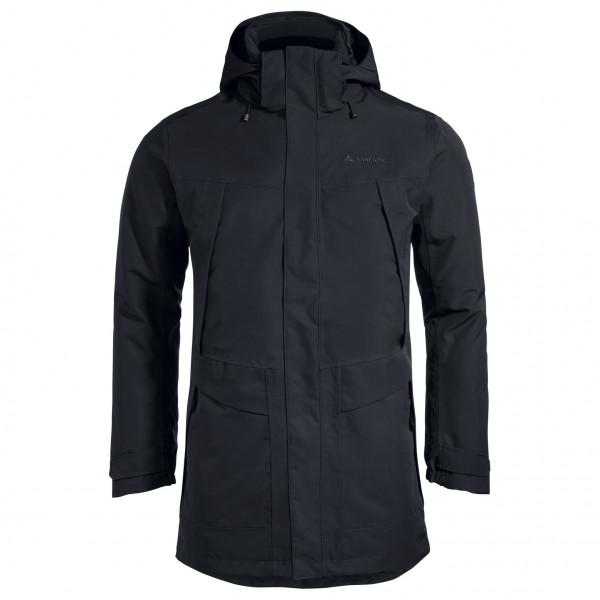 Idris Wool Parka - Coat