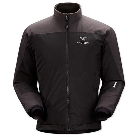 Arc'teryx - Kappa AR Jacket - isolierte Windstopperjacke