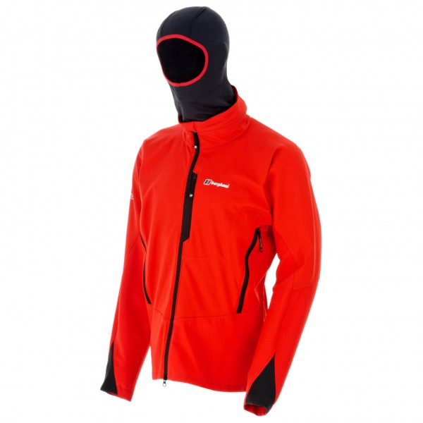 Berghaus - Baffin Island Jacket - Softshelljacke