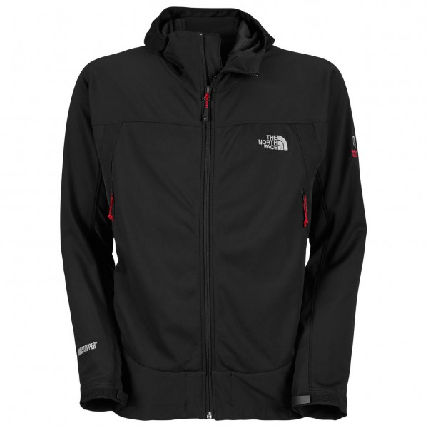 The North Face - Cipher Hybrid Hoodie - Softshelljack