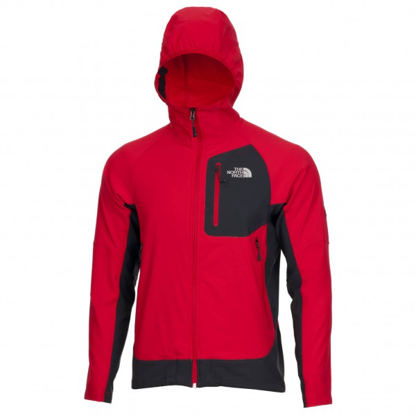 The North Face - Apex Elixir Hoodie - Softshelljacke