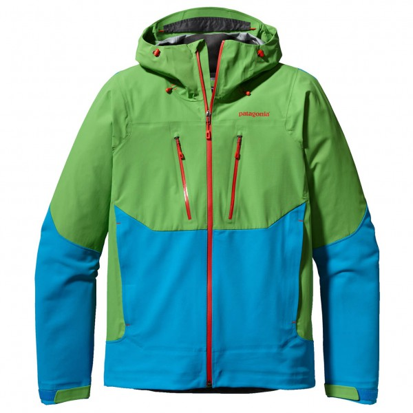 Patagonia - Mixed Guide Hoody - Softshelltakki