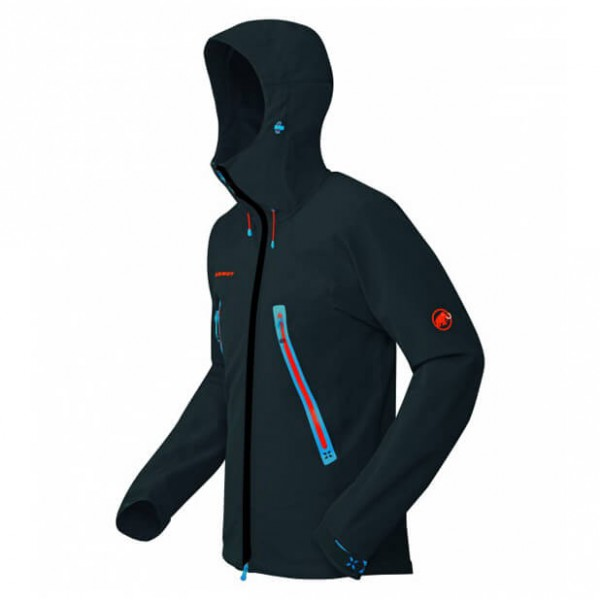 Mammut - Gipfelgrat Light Jacket - Softshelljacke