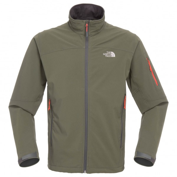 The North Face - Ceresio Jacket - Softshelljack