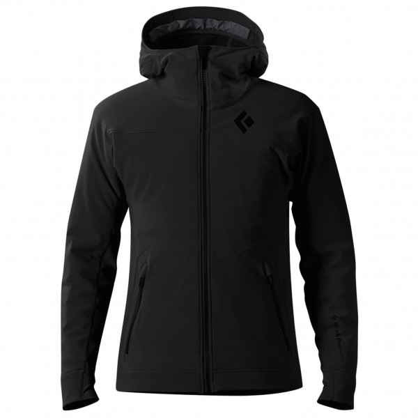 Black Diamond - Post-Op Hoody - Softshelljacke