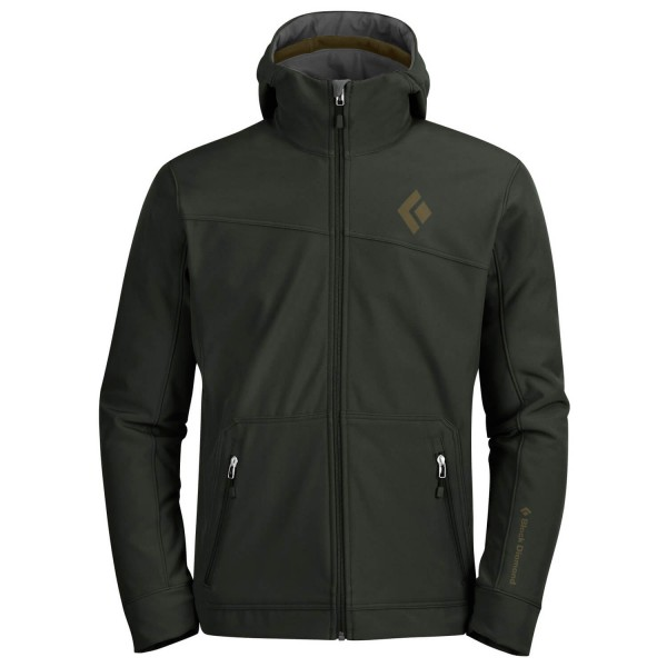 Black Diamond - Crag Hoody - Softshelltakki