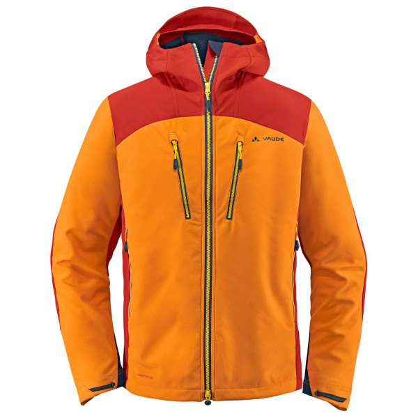 Vaude - Lagalp Hooded Jacket - Softshell jacket