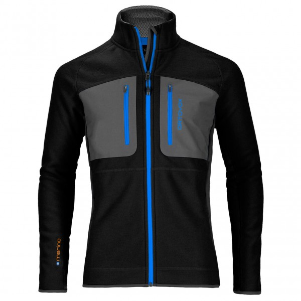 Ortovox - Merino Tec-Fleece Jacket - Softshelljacke