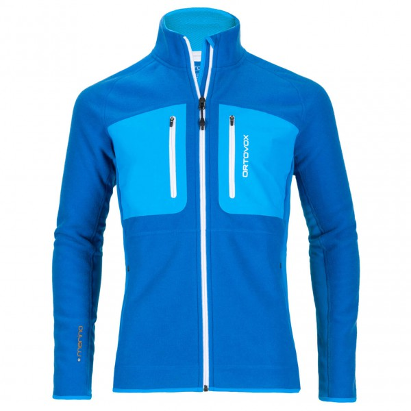Ortovox - Merino Tec-Fleece Jacket - Veste softshell
