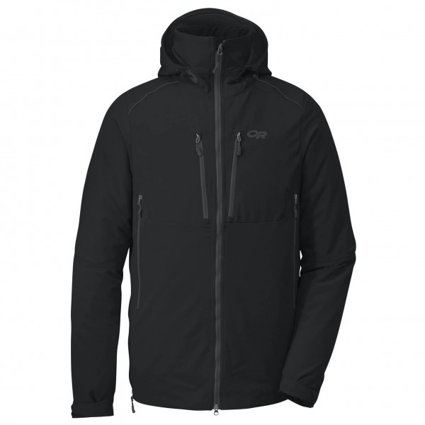 Outdoor Research - Valhalla Hoody - Softshelljack