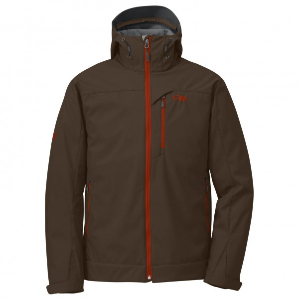Outdoor Research - Transfer Hoody - Chaqueta softshell