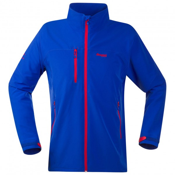 Bergans - Kjerag Jacket Nohood - Softshell jacket