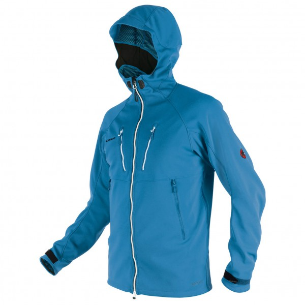 Mammut - Ultimate Alpine Hoody - Veste softshell