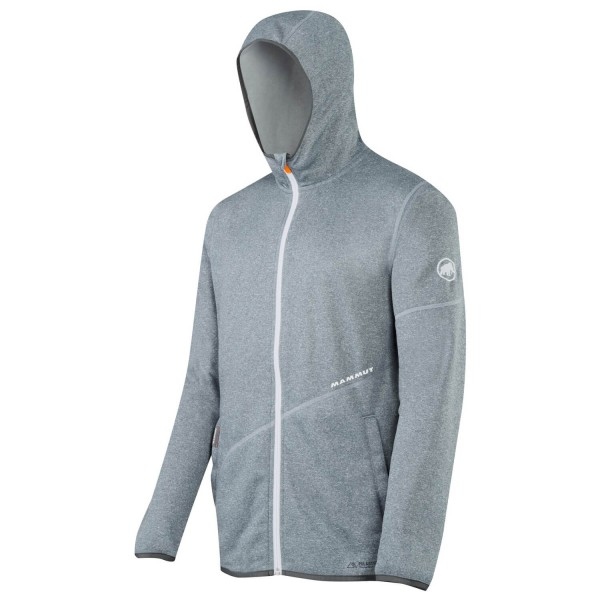 Mammut - Go-Far Hooded Jacket - Fleecejacke