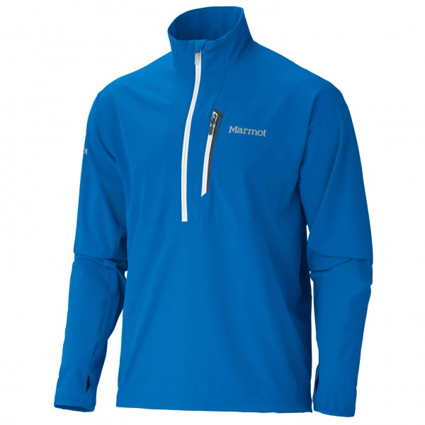 Marmot - Stretch Light 1/2 Zip - Softshelltrui