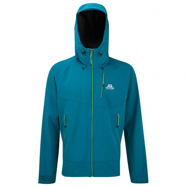 Mountain Equipment - Trojan Hooded Jacket - Softshell jacket