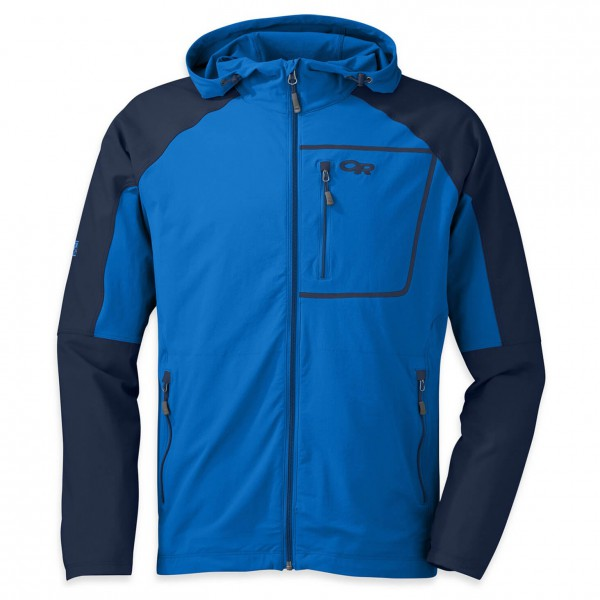 Outdoor Research - Ferrosi Hoody - Softshelljacke