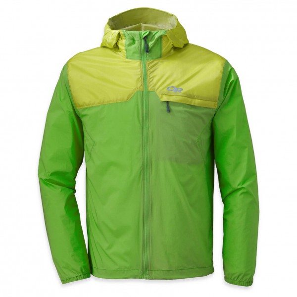 Outdoor Research - Helium Hybrid Jacket - Hardshell jacket