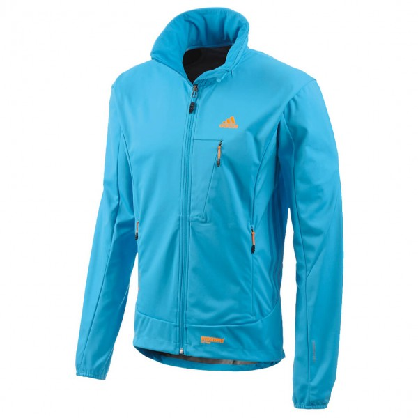 Adidas - TX WS Fast Jacket - Veste softshell