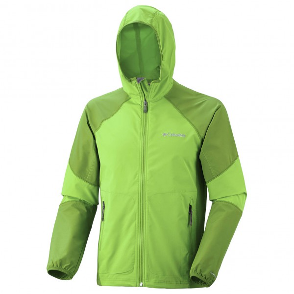 Columbia - Sweet As II Softshell Hoodie - Softshelljack
