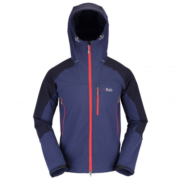 Rab - Scimitar Jacket - Softshelljack